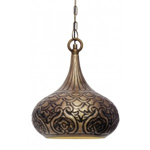Metal Hanging Light