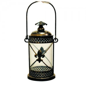 Metal Sheet Craftree Traditional Metal Wall Hanging Lantern