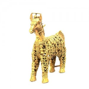 Decorative Handmade Metal Horse