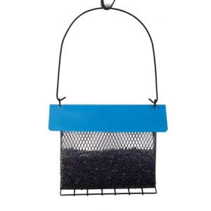Bird Feeder With Metal Top