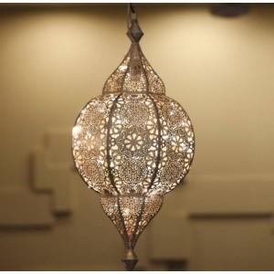 Decorative iron Hanging lanterns
