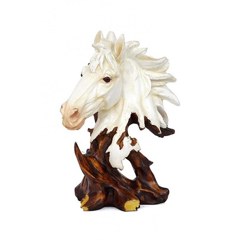 Resin Horse Showpiece