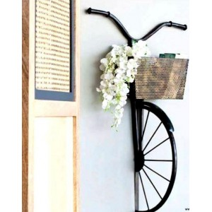 Iron Cycle Wall Hanging
