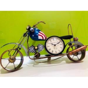 Table Top Bike Clock