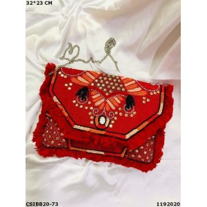 Traditional Vintage Banjara Hand Bag