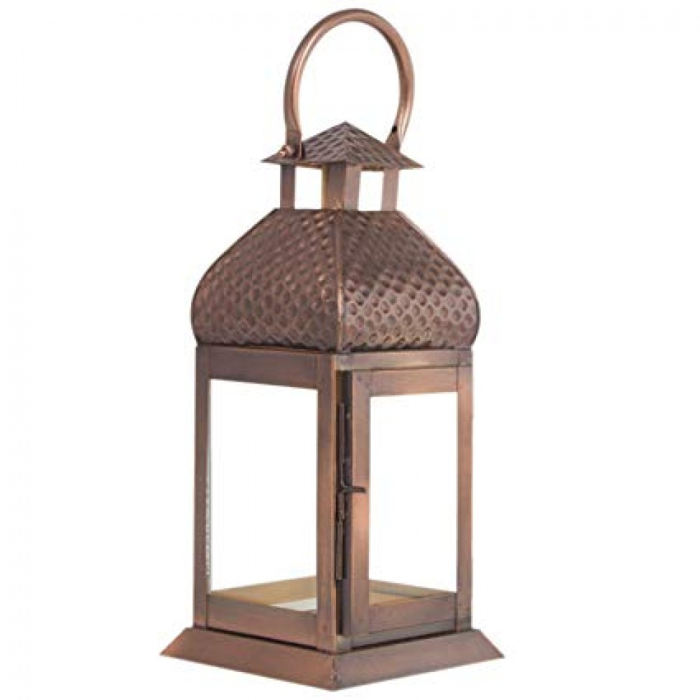 Decorative Iron Hanging Lantern