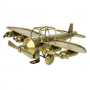 Metal Antique Plane