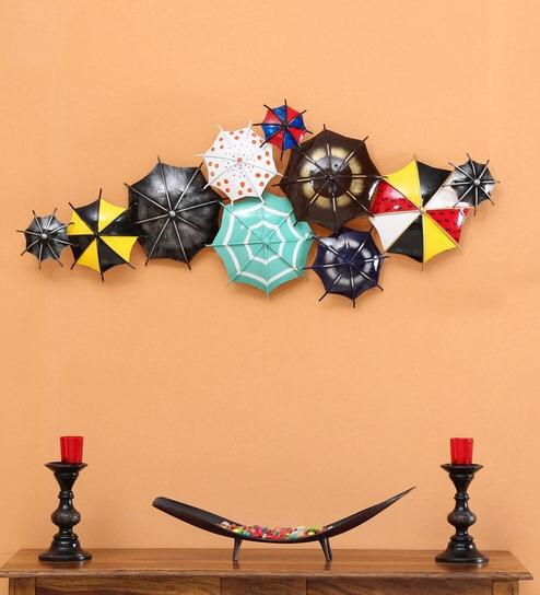 Metal Umbrella Wall art
